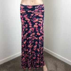American Rag floral maxi skirt